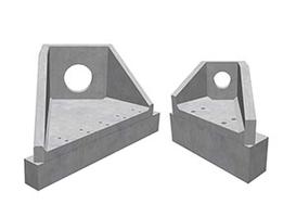 Angled Precast Headwalls