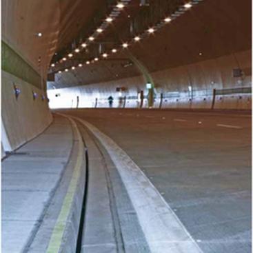Concrete Kerb Drainage Channel