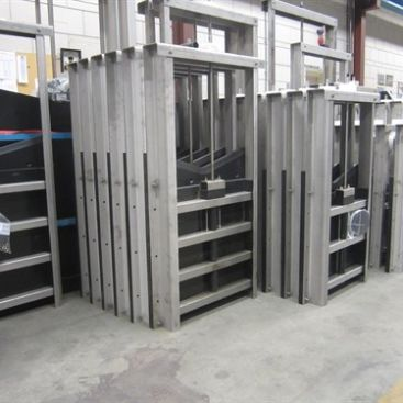 Penstocks In Warehouse