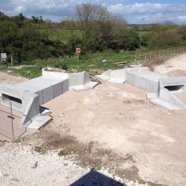Precast Culverts And Wingwalls