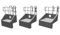 RSFA12 Rectangular Headwall Range