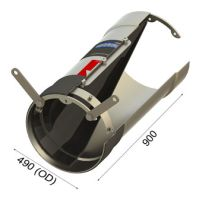 WaStop SS500mm