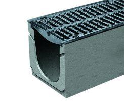 BGZ-S 400 Concrete Drainage Channel