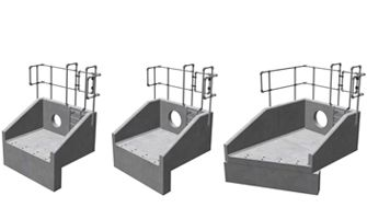 RSFA20B 05 Rectangular Headwalls