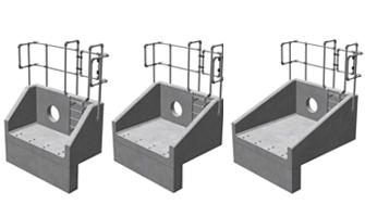 RSFA20 Rectangular Headwall Range