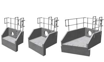 RSFA20B 01 Rectangular Headwalls