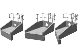RSFA20B 10 Rectangular Headwalls