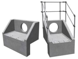 Rectangular Headwall Range