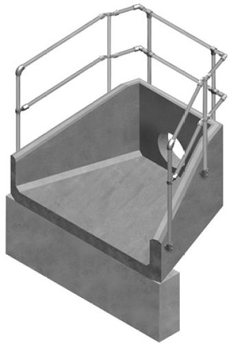 SFA10 B Headwall
