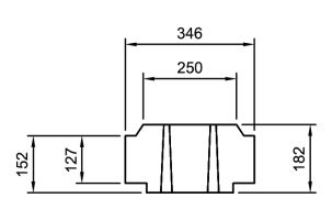 DualSlot EHB Lid Units 150