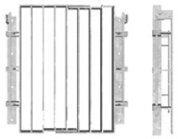 SFA Outfall Safety Grille Type 2