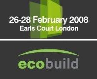 We are pleased to be exhibiting at Ecobuild 2008.