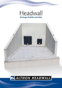 Althon Launch New Brochure - Headwall Range Expands