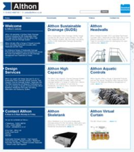 Althon Ltd Launch New Website