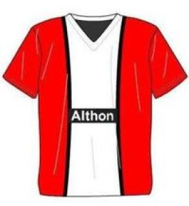 Althon Sponsorship for Local Team