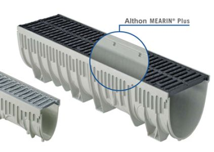 Althon Range of Kerb & Linear Channel Drainage