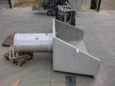 Althon Supply Headwall with 1000mm Wastop