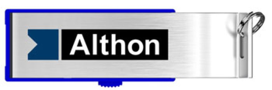 Althon Launch 2nd Edition USB Stick