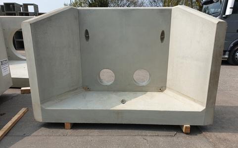 New Precast Concrete N Headwall Range