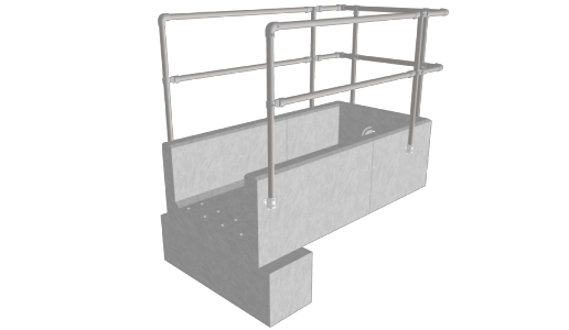 New Althon Product Rectangular Channel Headwalls