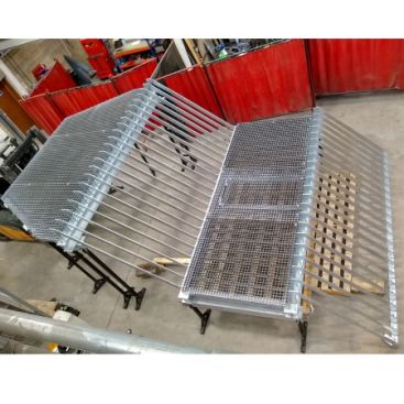 Bespoke Grating with Catwalk